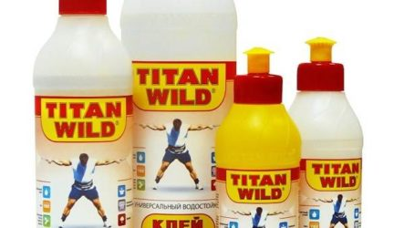 Клей Титан. Свойства, виды, применение и цена клея Титан