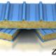 Сэндвич-панели – удобный материал для строительства