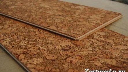 Пробковые покрытия. Виды, свойства, применение и цены пробковых покрытий