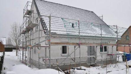 Можно ли строить зимой?