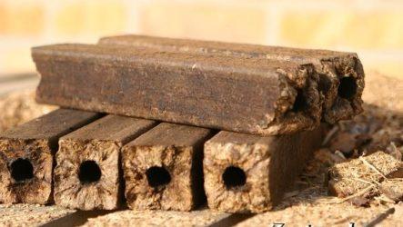 Топливные брикеты. Описание, свойства, виды и цена топливных брикетов