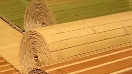 Бамбуковые обои. Описание, особенности, виды и цена бамбуковых обоев