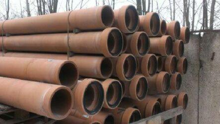 Трубы для наружных систем канализации